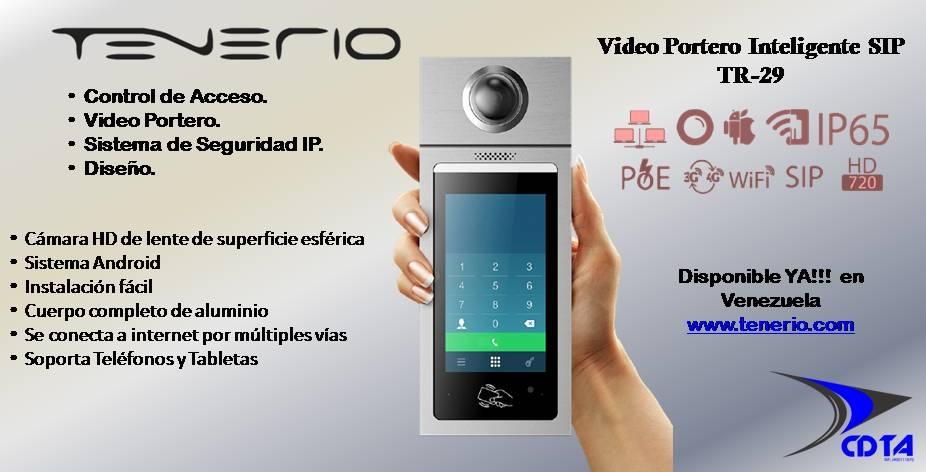 Vídeo Portero Inteligente TR-29